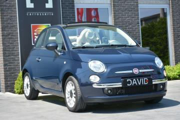 Fiat 500 Cabriolet 0.9 Twin-air